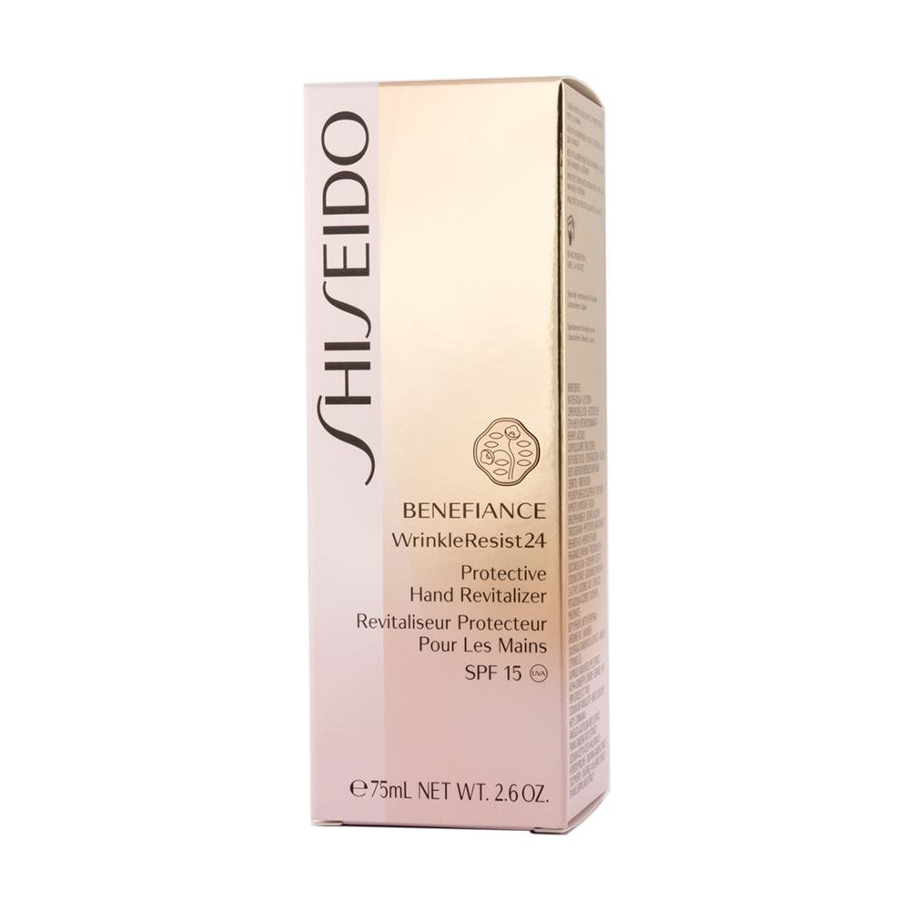 Shiseido Benefiance WrinkleResist24 Protective Hand Revitalizer SPF 15