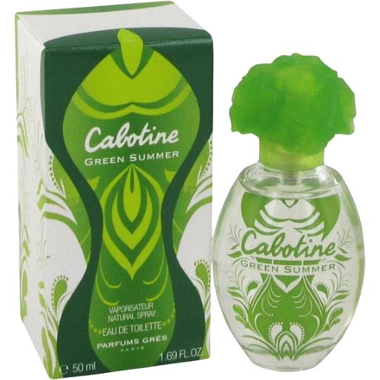 Gres Cabotine Green Summer Eau de Toilette