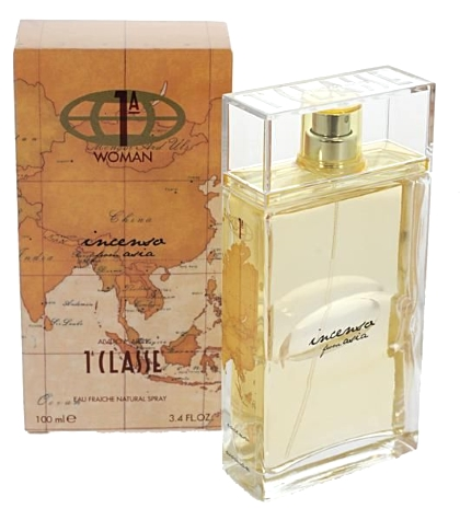 Alviero Martini 1a Classe Incenso from Asia Eau de Toilette