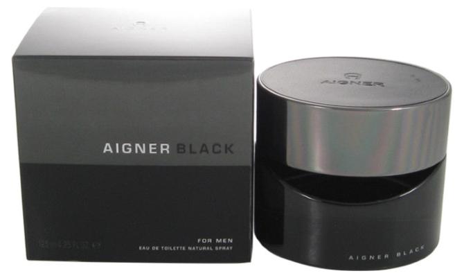 Aigner Aigner Black for Men Eau de Toilette