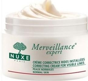 NUXE Merveillance Expert Correcting Cream for Visible Lines