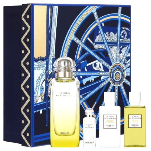 hermes le jardin de monsieur li eau de toilette edt f r m nner und frauen von hermes. Black Bedroom Furniture Sets. Home Design Ideas