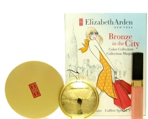 Elizabeth Arden Bronze In The City Gift Set