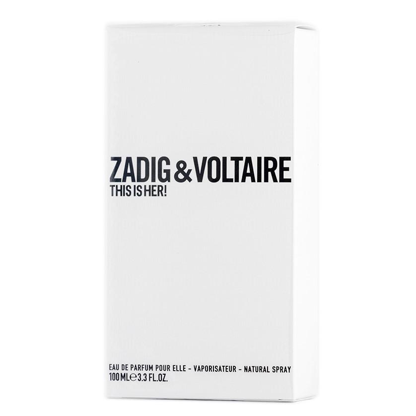 Zadig & Voltaire This is Her Eau de Parfum