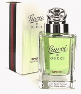 Gucci By Gucci Sport Aftershave Lotion
