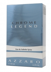 Azzaro Chrome Legend Eau De Toilette