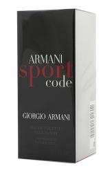 Giorgio Armani Code Sport Eau de Toilette