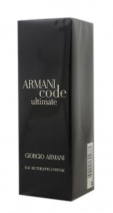Armani Code Ultimate Eau de Toilette