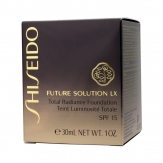 Shiseido Total Radiance Foundation SPF 15