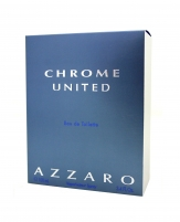 Azzaro Chrome United Eau de Toilette