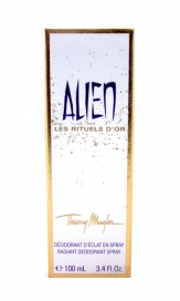 Thierry Mugler Alien Les Rituels D or Deodorant Spray