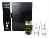 Yves Saint Laurent L`Homme Sport Gift Set