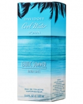 Davidoff Cool Water Woman Exotic Summer Eau de Toilette