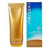 Shiseido Brilliant Bronze Self-Tanning Emulsion