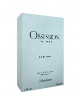 Calvin Klein Obsession for men Summer Eau de Toilette