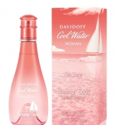 Davidoff Cool Water Sea Rose Summer Seas Eau de Toilette