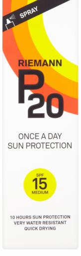 Riemann P20 Sun Filter SPF15