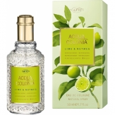 Maurer & Wirtz 4711 Acqua Colonia Lime & Nutmeg Eau de Cologne