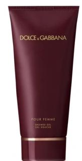 Dolce & Gabbana Pour Femme Shower Gel