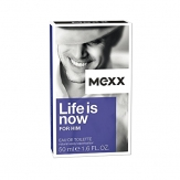 Mexx Life is Now for Him Eau de Toilette