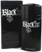 Paco Rabanne Black XS Aftershave Lotion