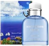Dolce&Gabbana Light Blue Pour Homme Beauty of Capri Eau de Toilette