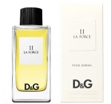 Dolce&Gabbana D&G Anthology La Force 11 Eau de Toilette