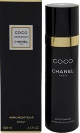 Chanel Coco Deodorant Spray