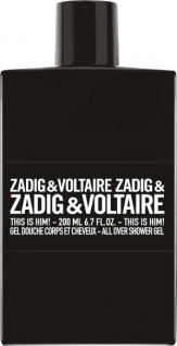 Zadig & Voltaire This is Him Shower Gel