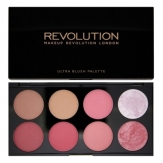Makeup Revolution Ultra Blush Rouge Palette Sugar and Spice