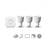 Philips Hue LED Starter Kit GU 10