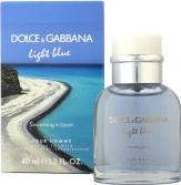 Dolce & Gabbana Light Blue Swimming In Lipari Eau de Toilette