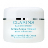 Clarins Silky Smooth Body Cream