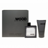 Dsquared2 Silver Wind Wood Gift Set