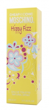 Moschino Cheap and Chic Hippy Fizz Eau de Toilette
