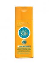 L'oreal Paris Sublime Sun Lait Protection Solaire Bronzage Idéal Indice